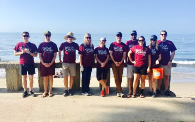 Day of Caring Coastal Cleanup