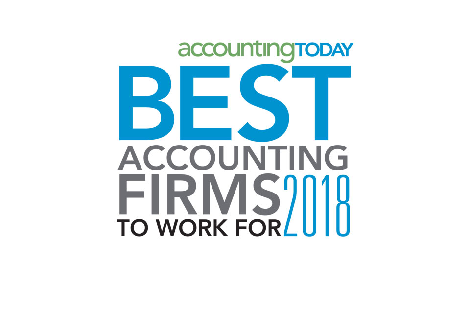 DBNTM ranked #21 Best Small Firm in Accounting Today!