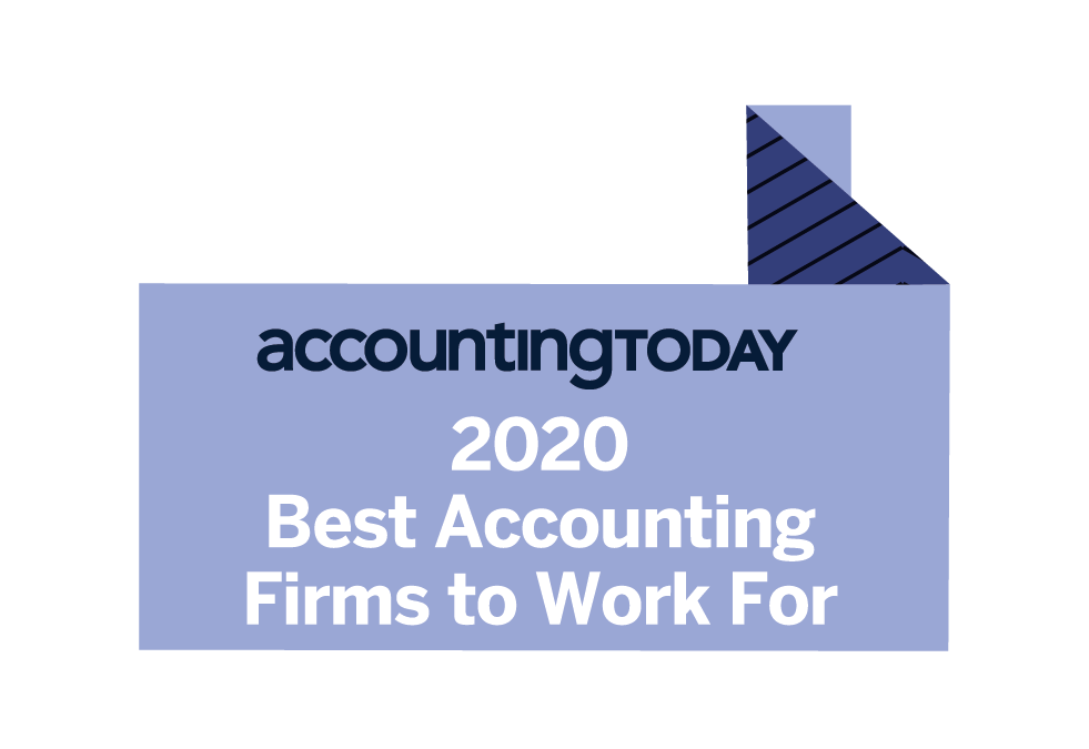 DBNTM Listed by Accounting Today as One of the Best Accounting Firms to Work for!